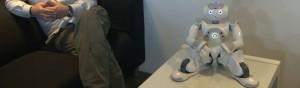 Nao - Présentation Vidéo  du Robot par Jérôme Monceaux #1