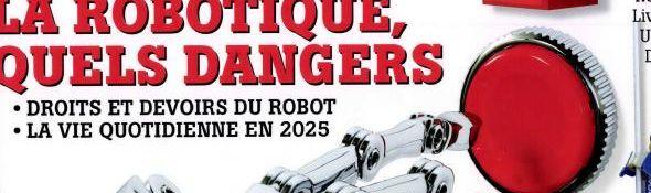 Planète Robots - Couverture du Magazine No11 Bandeau #1