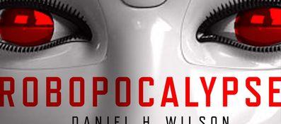 Robopocalypse - Film de Steven Spielberg - Couverture Affiche - Bandeau #1