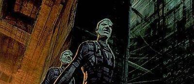 Les cavernes d'acier - Film - Isaac Asimov - Bandeau #1