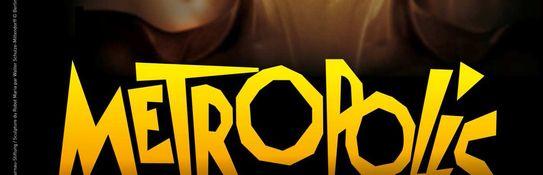 Metropolis - Film restauré en HD - Bandeau #1