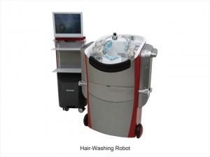 Panasonic - un robot qui fait les shampoings #2
