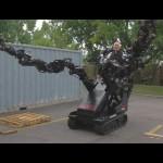 Raytheon Sarcos - Exosquelette pour chantiers #1