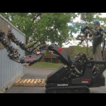 Raytheon Sarcos - Exosquelette pour chantiers #2