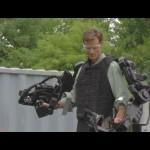 Raytheon Sarcos - Exosquelette pour chantiers #3