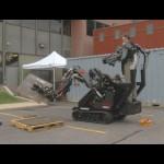 Raytheon Sarcos - Exosquelette pour chantiers #4