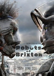 Robots of Brixton - Film D'Animation - Affiche #1