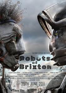 Robots of Brixton - Film D'Animation - Affiche #1