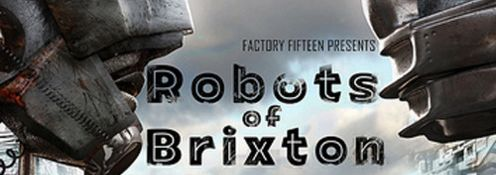 Robots of Brixton - Film D'Animation - Affiche - Bandeau #1