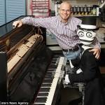 Teotronico - Le robot qui joue du piano #2
