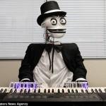 Teotronico - Le robot qui joue du piano #3