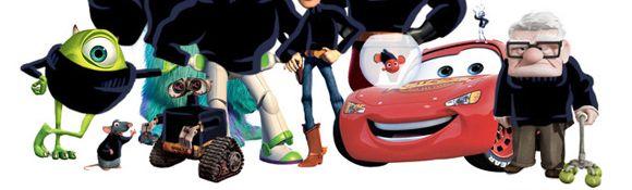 Wall-E le Robot et Pixar rendent  hommage à Steve Jobs - Bandeau #1