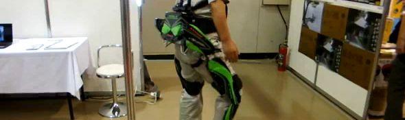 L'exosquelette robotisé pour l'assistance au travail de Kawasaki #1