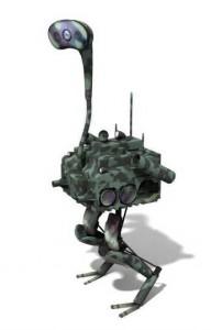 FastRunner - Le Robot Autruche du Darpa #1