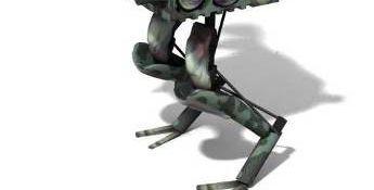 FastRunner - Le Robot Autruche du Darpa - Bandeau #1