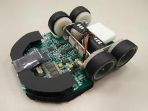 Min7.1 - La Micromouse Robot la plus rapide #2