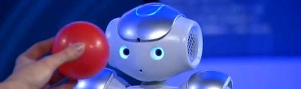 Nao, la star des robots dans l'émission TECH 24 - Demain, Tous des robots ? #1