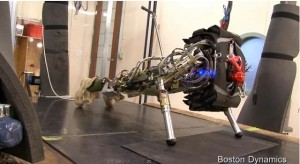 Petman - Robot Humanoide de Boston Dynamics #1