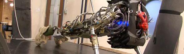 Petman - Robot Humanoide de Boston Dynamics #1 Bandeau