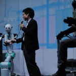 Telesar V - Robot Avatar de Télexistence #4