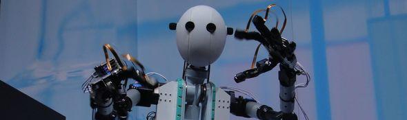 Telesar V - Robot Avatar de Télexistence #7 Bandeau