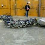 Titanaboa - Le Robot  Serpent  #1