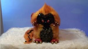 Dragonbot Kombusto - le dragon robot du MIT #1