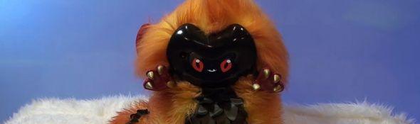 Dragonbot Kombusto - le dragon robot du MIT - Banniere #1