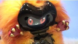 Dragonbot Kombusto - le dragon robot du MIT #3