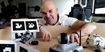 Bruno Bonnell lève un fonds de 60 millions d'euros pour la robotique #1