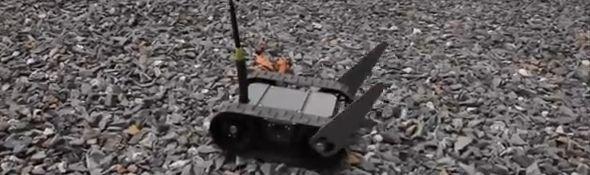 La guerre des robots militaires - Reportage de Fault Lines #1