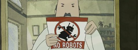 No Robots - Film d'Animation #1