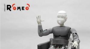 Roméo - Robot Humanoïde - Aldebaran Robotics #1