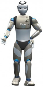Romo - Robot Humanode - Aldebaran Robotics #2
