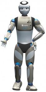 Roméo - Robot Humanoïde - Aldebaran Robotics #2