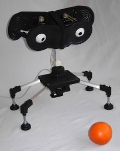 BinnoBot - Robot de Brain Vision Systems - BVS #1