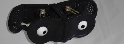 BinnoBot - Robot de Brain Vision Systems - BVS - Bandeau #1