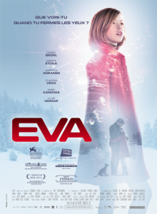 Film EVA - L'enfant robot androde - Affiche #1