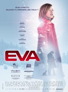 Film EVA - L'enfant robot androïde - Affiche #1