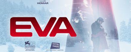 Film EVA - L'enfant robot androïde - Affiche - Bandeau #1