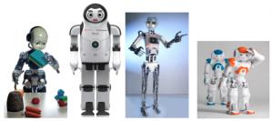 InnoRobo 2012 - Robots Humanoids #1