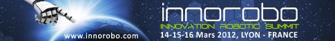 InnoRobo 2012 - Innovation Robotics Summit- Le salon européen de la Robotique de Service #1