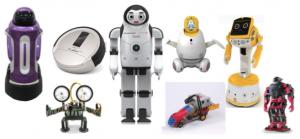 InnoRobo 2012 - Robots Coreens #1