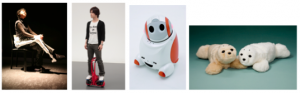 InnoRobo 2012 - Robots Japonais #1