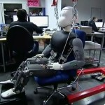 Roméo - le Robot d'Aldebaran Robotics dans un reportage TV #2