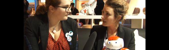 Salon InnoRobo 2012 - Journée 2 - Résumé Vidéo #1