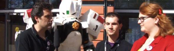 Salon InnoRobo 2012 - Journée 3 - Résumé Vidéo #1