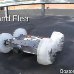 Sand Flea - le robot sauteur de Boston Dynamics #1