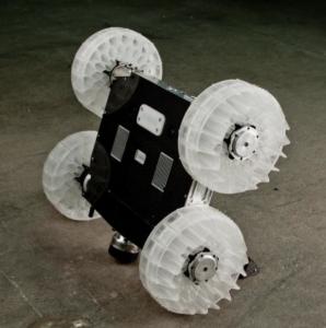Sand Flea - le robot sauteur de Boston Dynamics #2