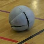 Morphex - Robot Hexapod qui Roule #2